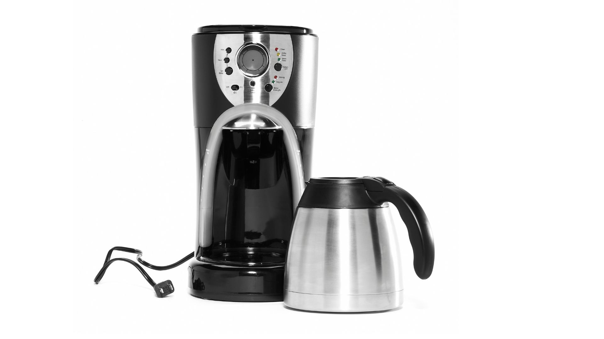 coffee maker that makes hot coffee